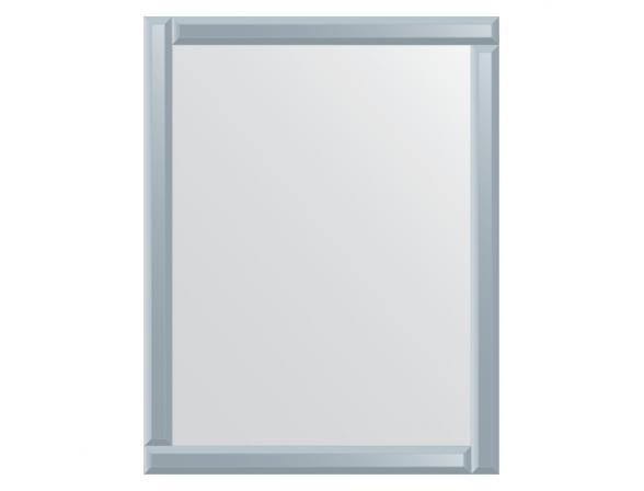 Зеркало с зеркальным обрамлением EVOFORM Style (70х90 см) BY 0834