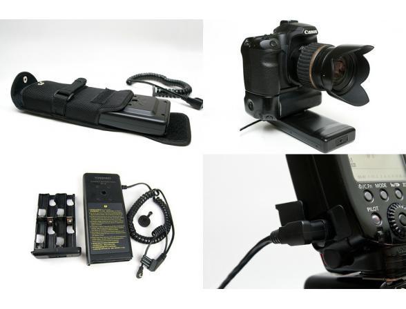 Батарейный блок Yongnuo SF-18 для вспышек Canon