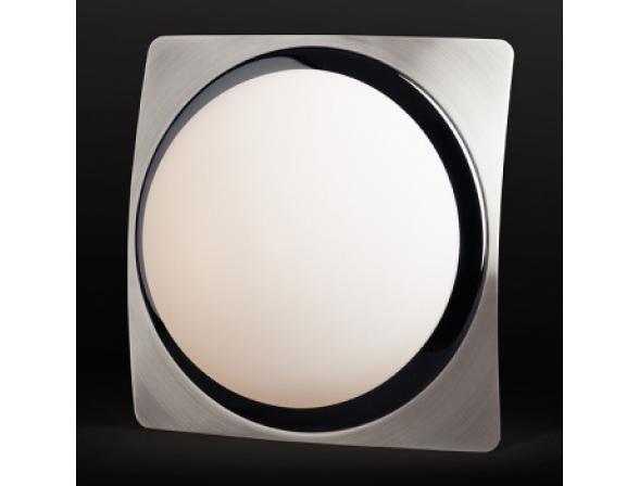 Светильник настенно-потолочный Eurosvet 2043/1 хром матовый