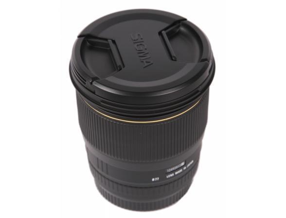 Объектив Sigma AF 24mm f/1.8 EX DG ASPHERICAL MACRO CANON*