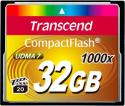 Флэш память Transcend 32Gb Compact Flash TS32GCF1000 1000x
