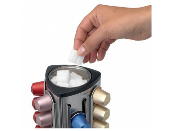 Стенд для капсул Nespresso настольный Brabantia 418709