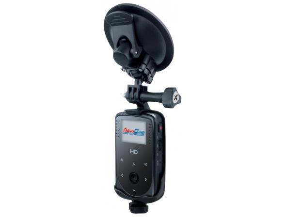 Профессиональный автомобильный видеорегистратор ADVOCAM HD-1