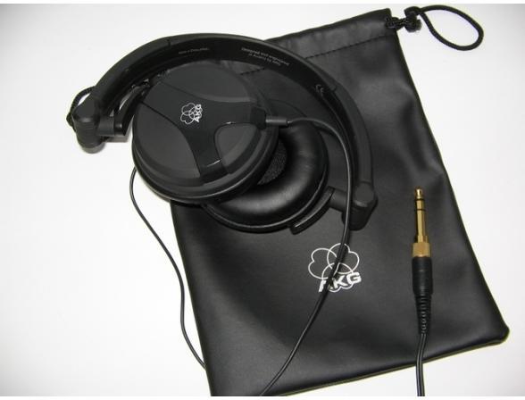Наушники AKG K518 DJ