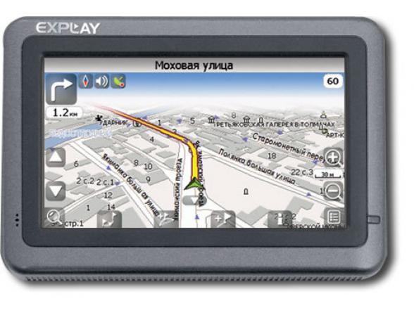 GPS-навигатор Explay PN-430