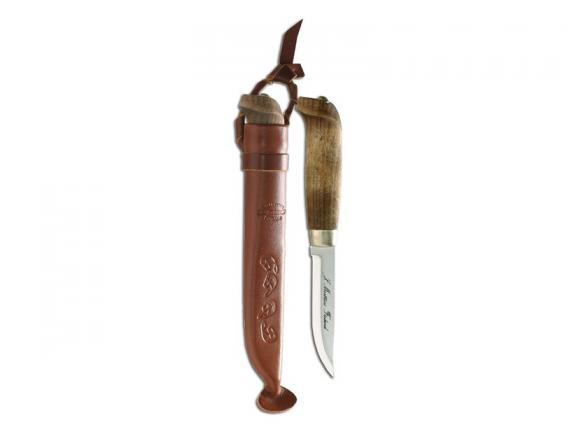 Нож рыбака Marttiini Lynx Lumberjack Stainless Small