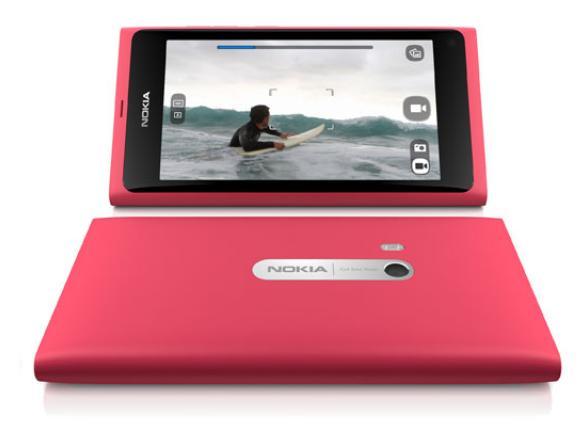 Смартфон Nokia N9 16GB Magenta