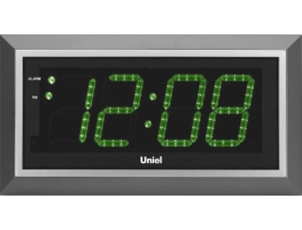 Часы электронные Uniel UTL-11GSl