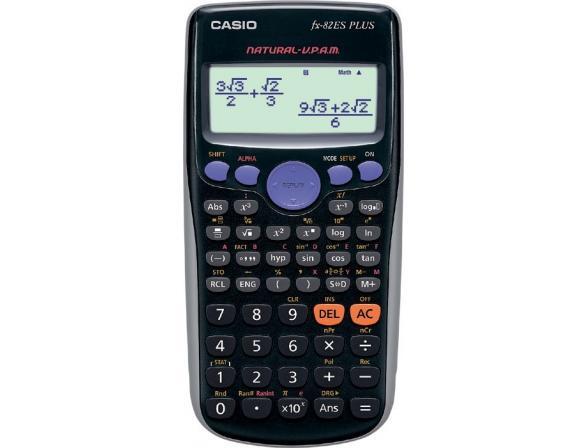 Калькулятор научный Casio casFX-82ESPLUS