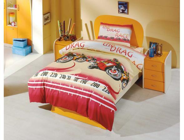 Постельное белье детское ALTINBASAK Creaforce RACE 1,5-спальное