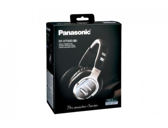 Наушники Panasonic RP-HTF 600 E-S