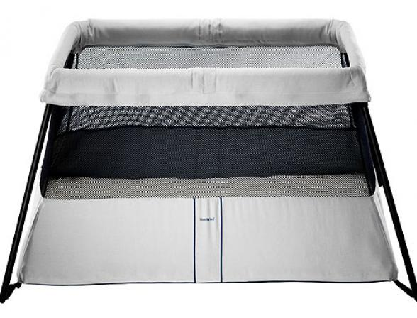 Манеж BabyBjorn Travel Crib Light 0402.80