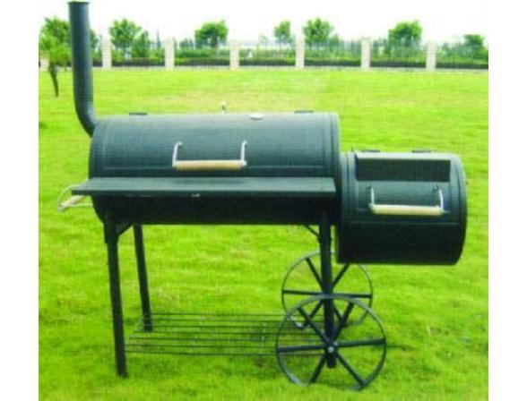 Гриль-коптильня Green Glade YD - Loco grill