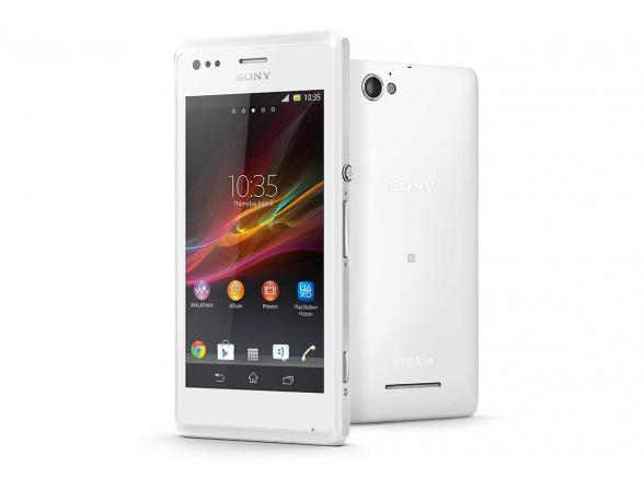 Смартфон Sony Xperia M C1905