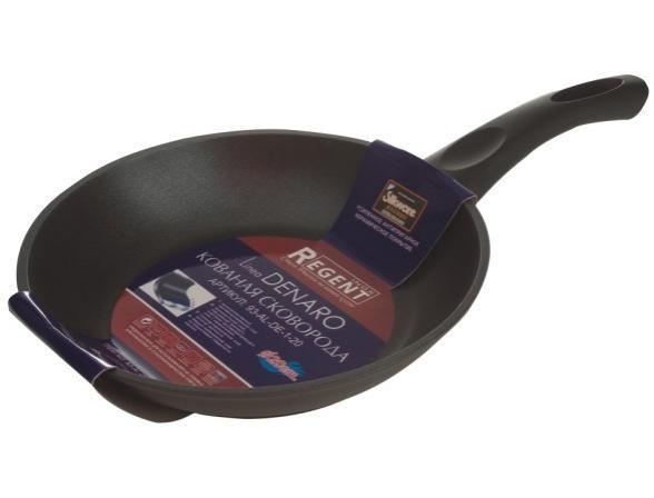 Сковорода Regent Inox DENARO 93-AL-DE-1-22