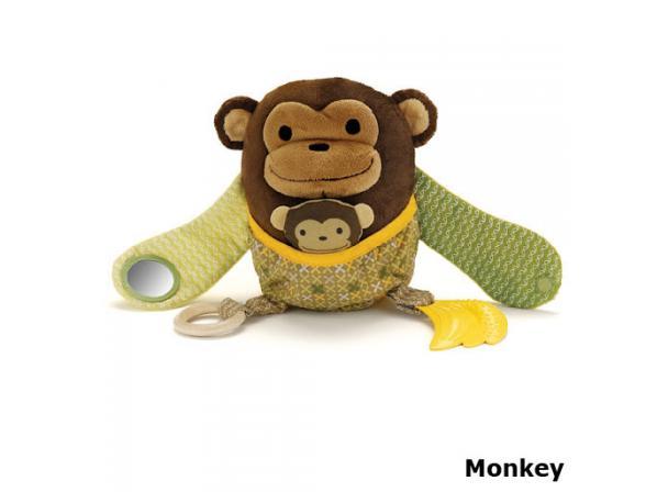 Развивающая игрушка Skip Hop Hug and Hide Activity Toy