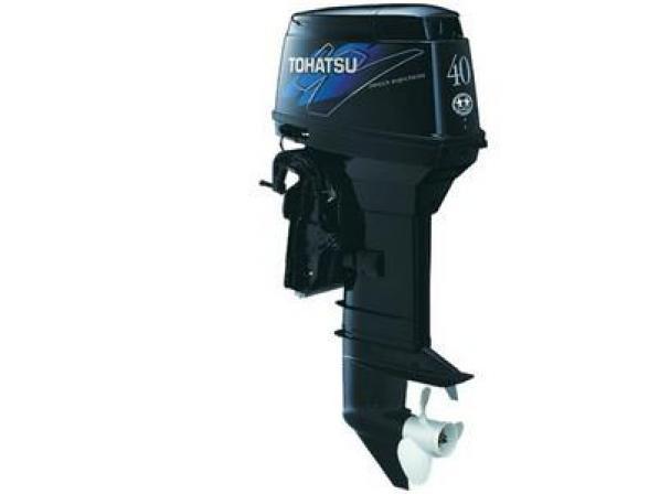 Лодочный мотор Tohatsu MD 40 B EPTOL