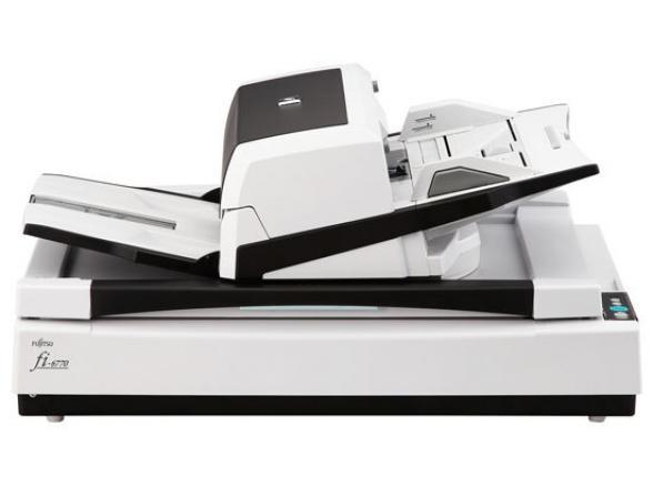 Сканер для документов Fujitsu fi-6770