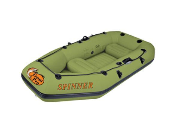 Лодка надувная TROUT PRO SPINNER 200