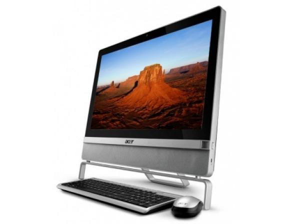 Моноблок Acer Aspire Z3801 PW.SG4E2.026+wireless keyboard +mouse