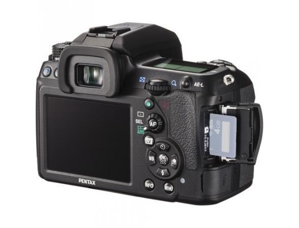 Зеркальный фотоаппарат Pentax K-5 II Kit DA 18-55 WR