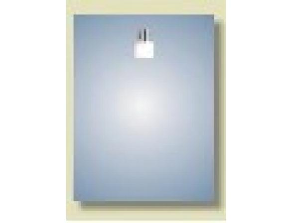 Зеркало со светильником Imagolux Штрёмсанд, 70x50см (649931)