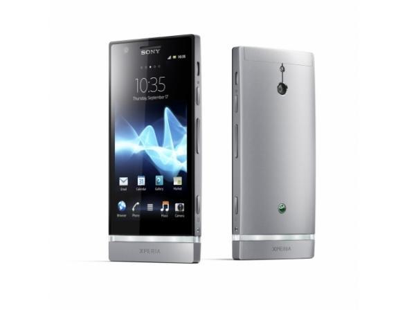 Смартфон Sony LT22i  Xperia P White