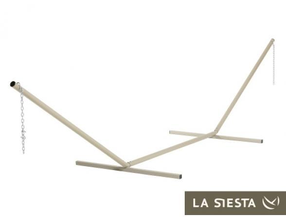 Стойка для гамака La Siesta c перекладинами Oceano Beige