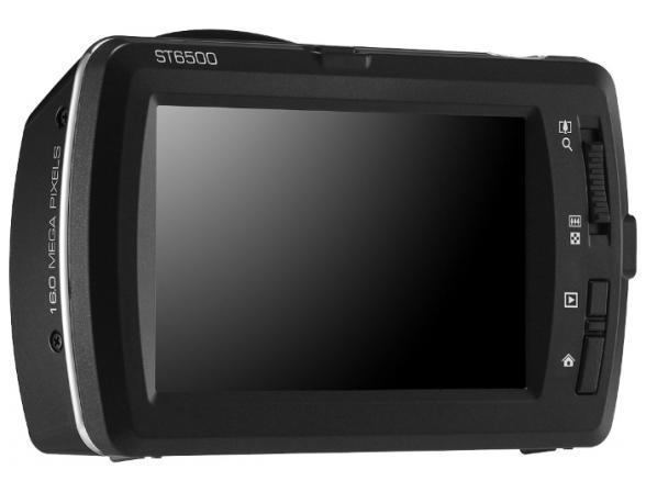 Цифровой фотоаппарат Samsung ST6500