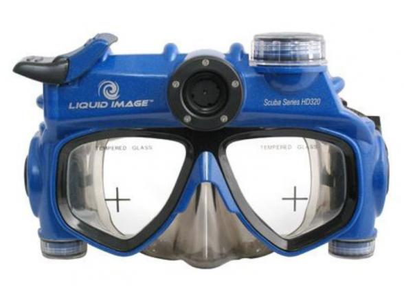 Видеомаска Liquid Image Scuba Series HD320/321