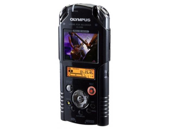 Диктофон Olympus LS-20M [V409110BE000]