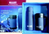 Набор (термос 0,5л, термокружка) Regent Inox 93-TE-B-S-02