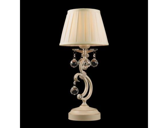 Настольная лампа Eurosvet EU-12075 12075/1T WHITE Strotskis
