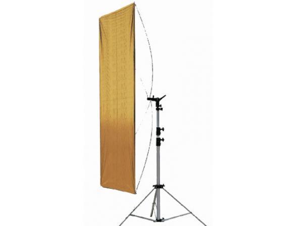 Отражатель-паук GRIFON RR-5684SL прямоугольный Sunlight/White (140х215cm)