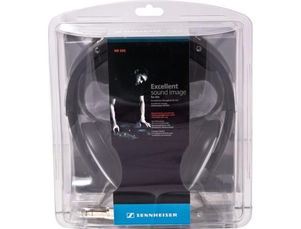 Наушники Sennheiser HD 205 II