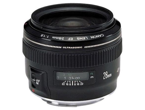 Объектив Canon EF 28 f/1.8 USM