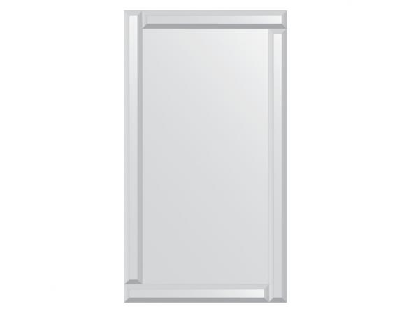 Зеркало с зеркальным обрамлением EVOFORM Style (50х90 см) BY 0803