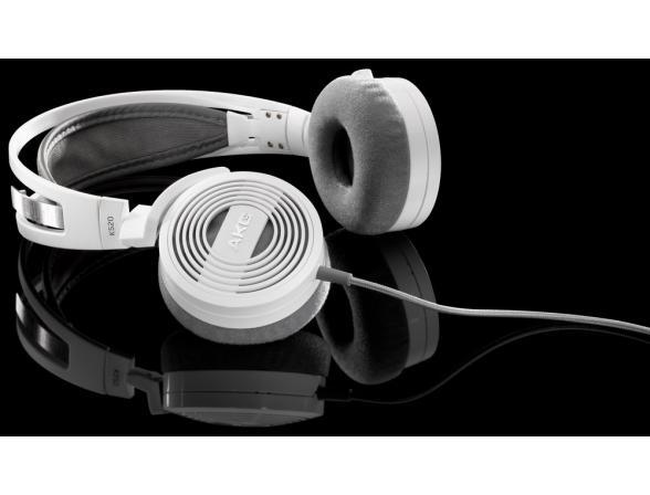 Студийные  Hi-Fi наушники AKG K520