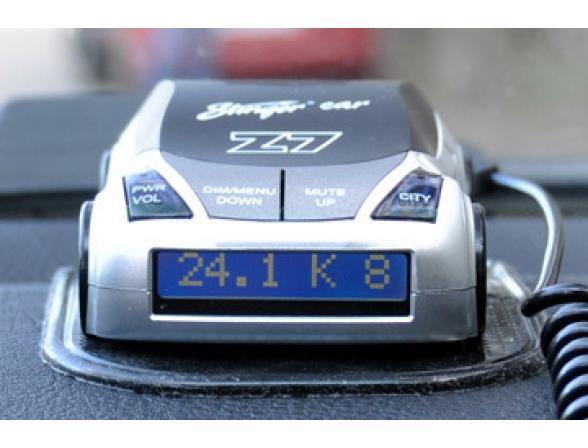 Радар детектор Stinger Z7