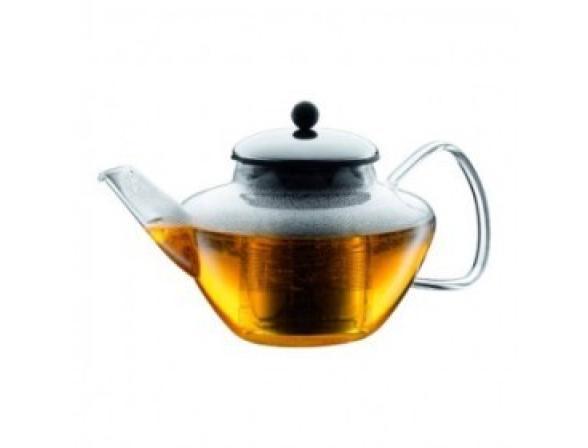 Чайник заварочный c прессом BODUM Classic 1.2л