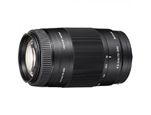 Объектив Sony 75-300mm f/4.5-5.6*