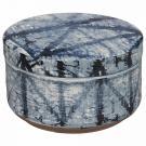 Косметическая емкость с крышкой Creative Bath Shibori SHB25IND