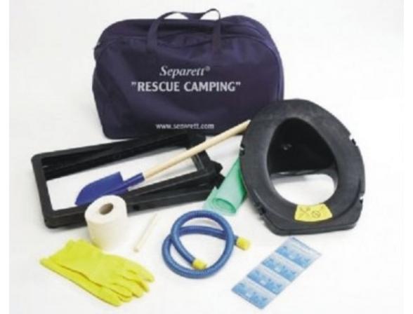 Биотуалет компостирующий Separett Camping 1125