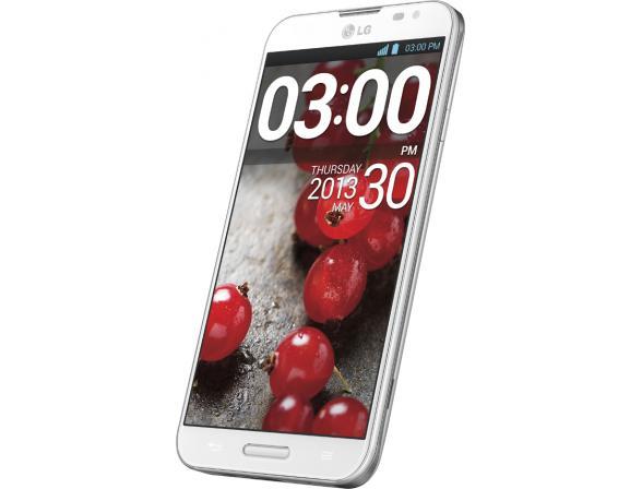 Смартфон LG Optimus G Pro E988 White