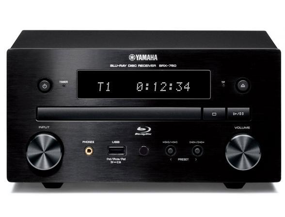 Blu-ray ресивер Yamaha BRX-750