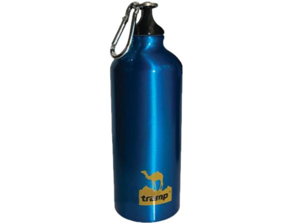 Бутылка алюминиевая Tramp TRC-033 0.6л