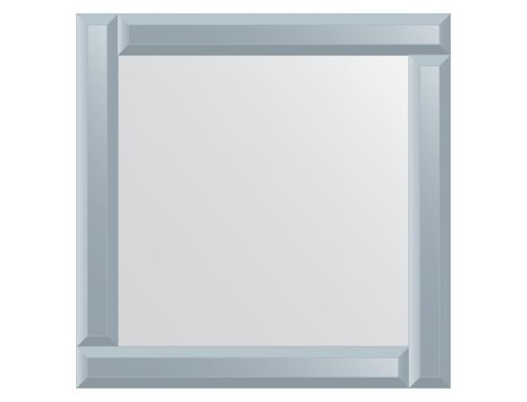Зеркало с зеркальным обрамлением EVOFORM Style (50х50 см) BY 0825