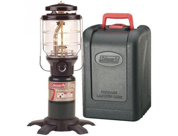 Лампа газовая Coleman Northstar PerfectFlow InstaStar Pronane Lantern with Carry Case
