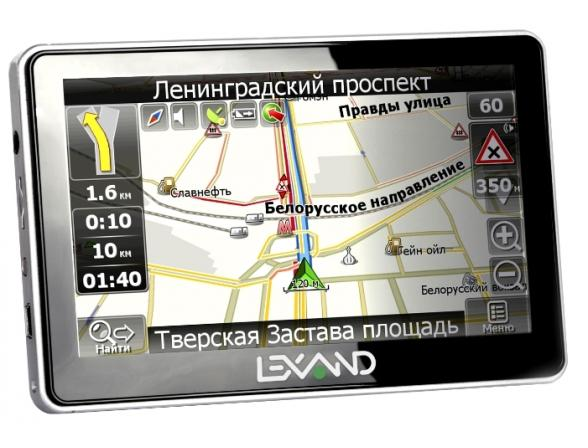 GPS-навигатор Lexand SL-5750