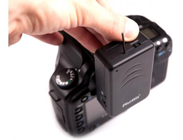 Беспроводной видоискатель Phottix Hero (в комплекте с опциональными кабелями)